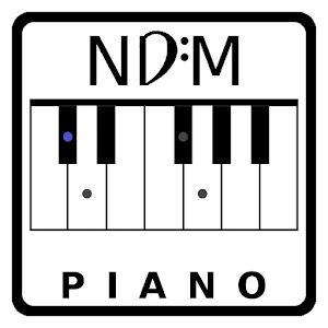 NDM-Piano (Music Notes) for PC and MAC