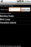 Screenshot of Random Ringtone
