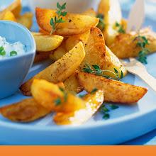 Abbildung Kartoffel-Wedges