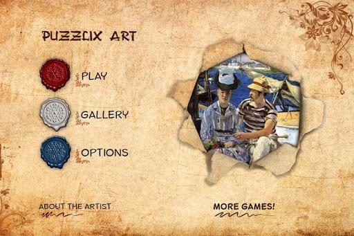 Puzzle Puzzlix: Manet
