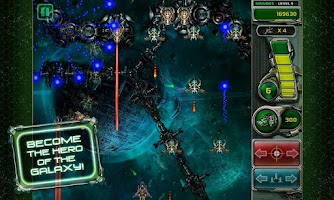 Screenshot of Star Defender 4 (Free)