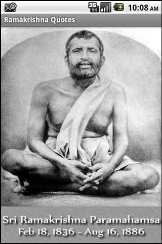 Sri Ramakrishna Quotes