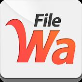 파일와 모바일앱-웹하드파일