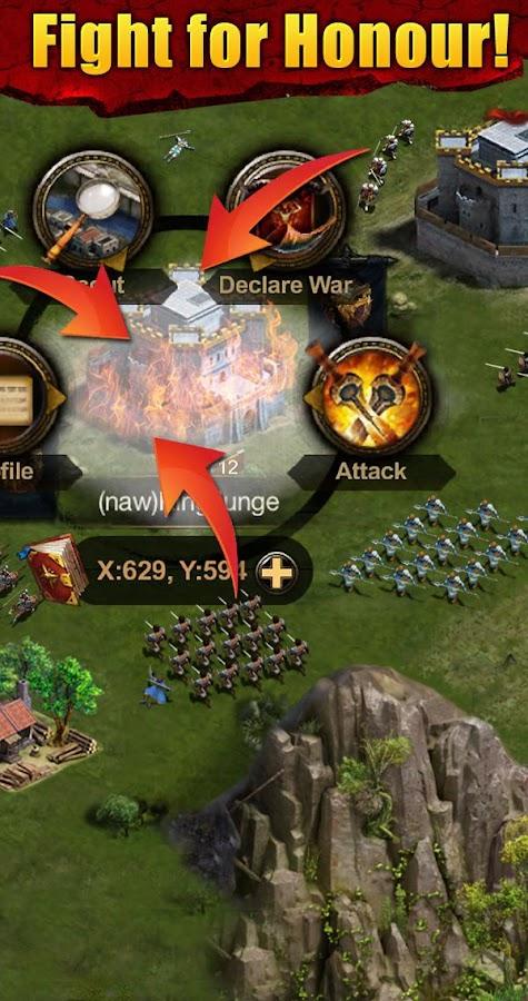 Clash of Kings - screenshot