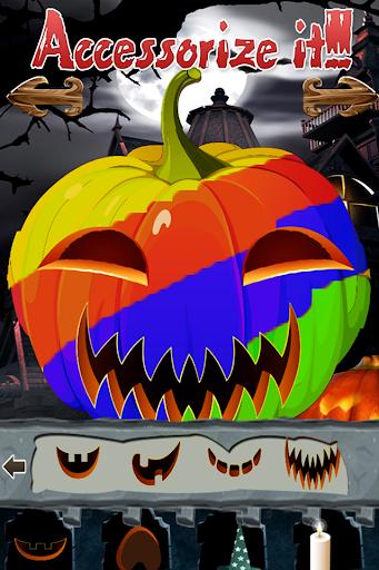 無料休闲Appのぬりえ:ハロウィンかぼちゃ|記事Game