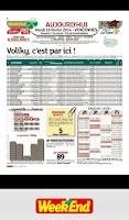 Screenshot of Week-End - le journal