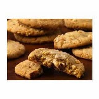 Double-Delight Peanut Butter Cookies.