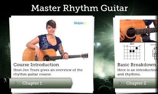 Master Rhythm Guitar - screenshot thumbnail