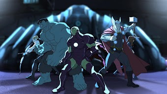 The Avengers Protocol: Pt. 1