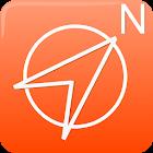 Survey Compass AR Pro icon