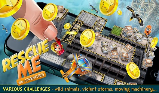 Rescue Me - Adventures Premium - screenshot thumbnail