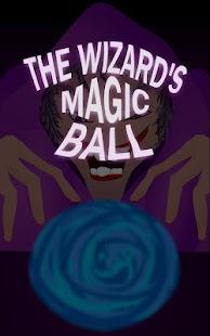 Wizard's Magic Ball- screenshot thumbnail