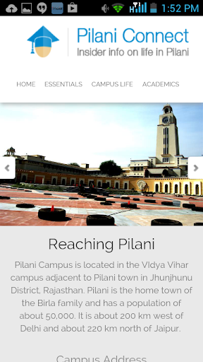 Pilani Connect