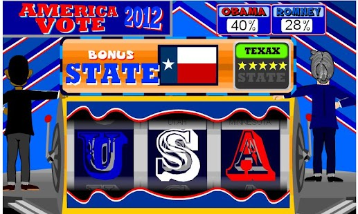 America Vote 2012- screenshot thumbnail