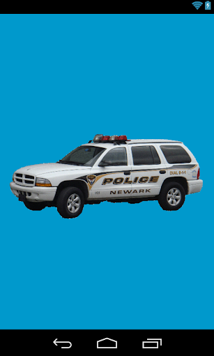 Police Cars for Kids - Siren