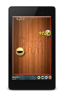 PushOut! inspired by Billiards - screenshot thumbnail