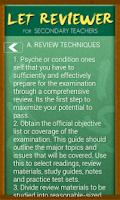 Screenshot of UPang LET Reviewer