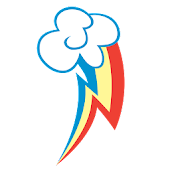 Rainbow Dash Themed LWP