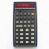 HP-45 scientific calculator