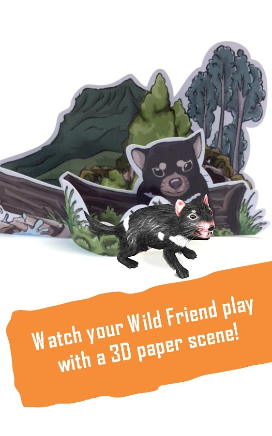 Tas Parks Wild Friends- screenshot