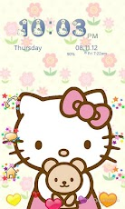 Hello Kitty GO Locker Theme