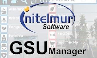 Screenshot of GSU Manager