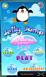 Jelly Jump- screenshot thumbnail