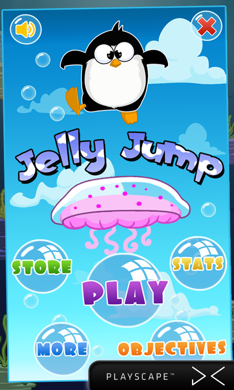 Jelly Jump- screenshot