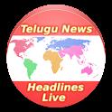 Telugu News Live Headlines icon