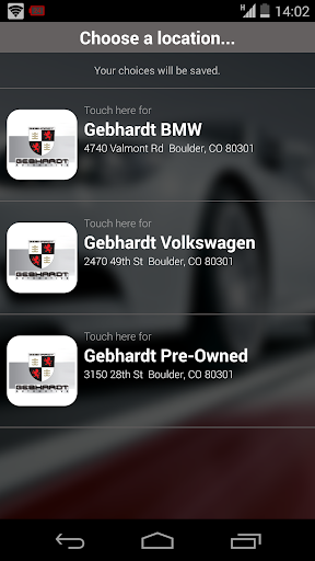 Gebhardt Automotive Group
