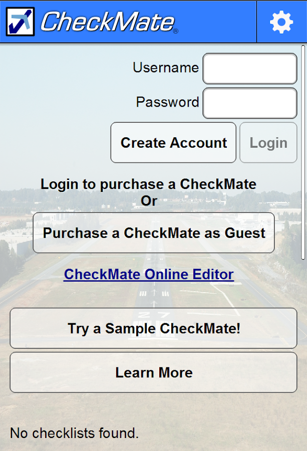 CheckMate Checklists- screenshot