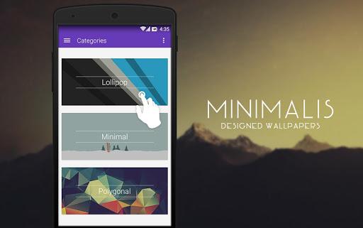 Minimalis - Wallpapers