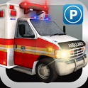 City Ambulance Truck Parking 2 icon