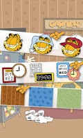 Screenshot of Home Sweet Garfield LW Lite