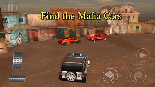 4x4 Police vs. Mafia 3D Race+