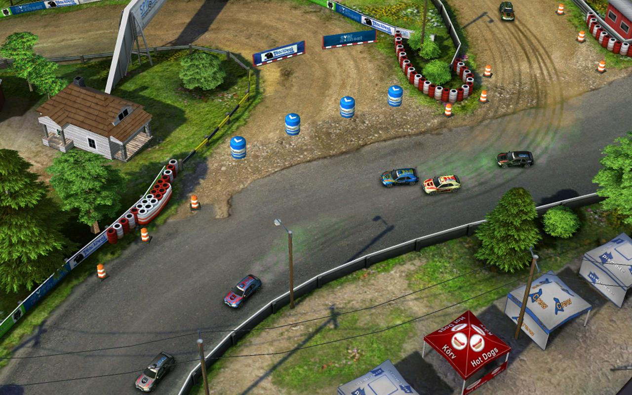 Reckless Racing 2- screenshot