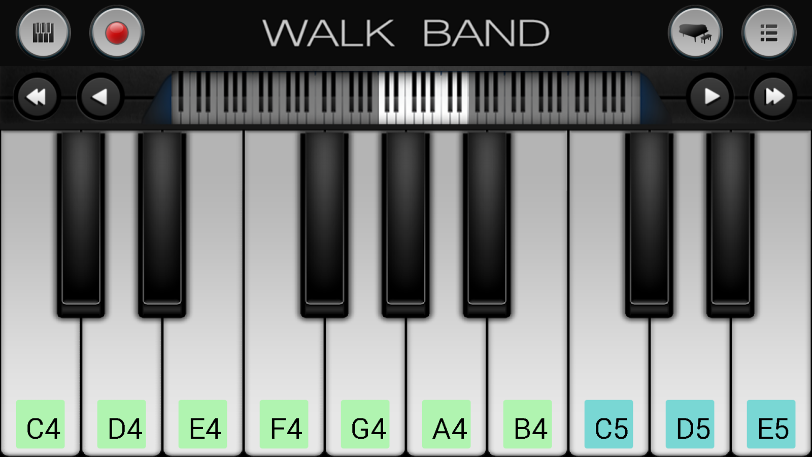 Walk band making music production virtual one click root walk band making music production virtual hexwebz Gallery