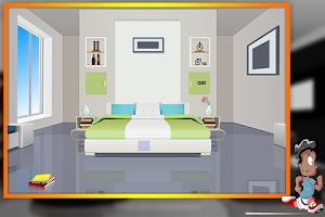 Screenshot of Modern Guest House Escape