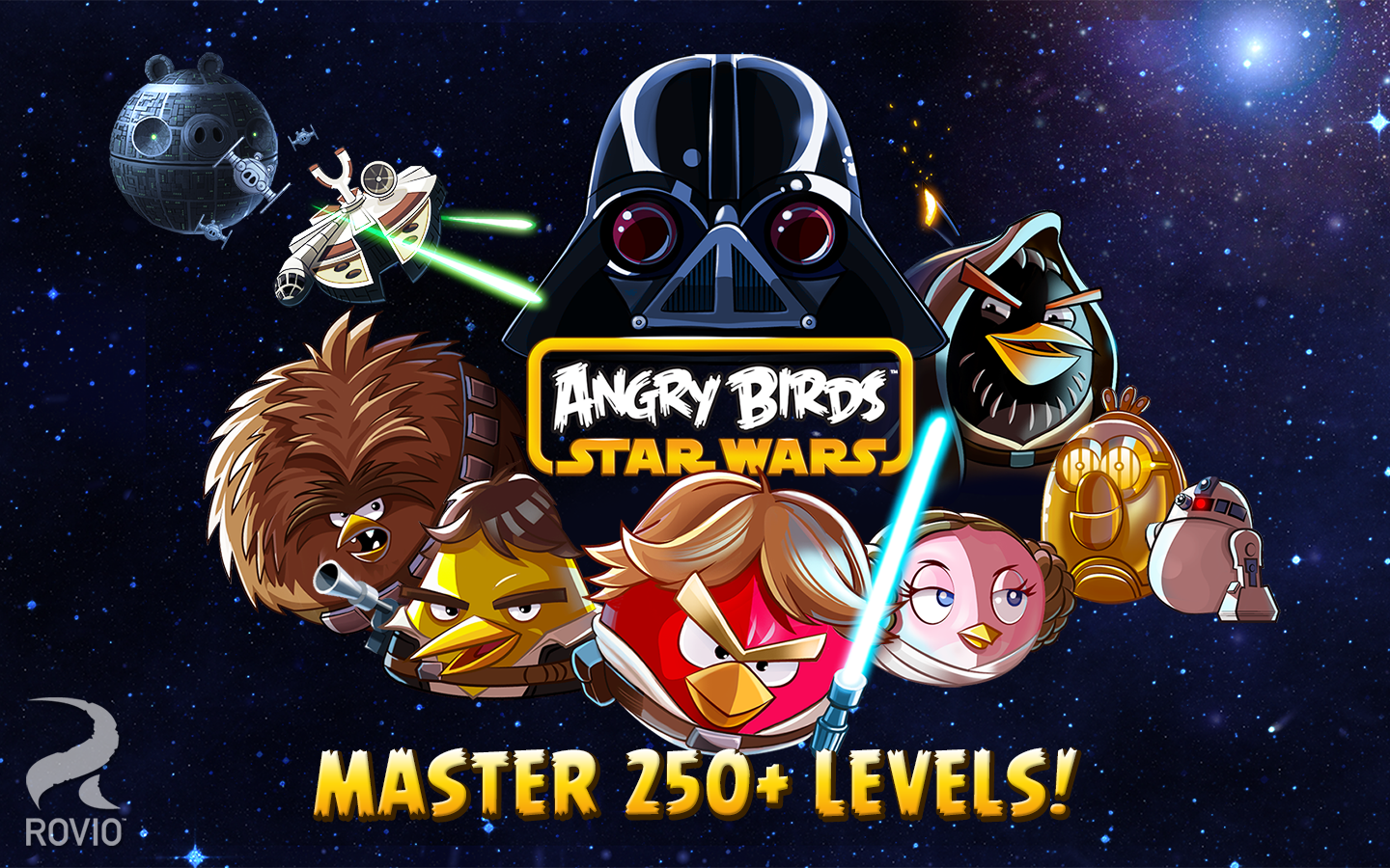 Angry Birds Star Wars HD screenshot #6