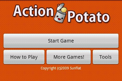 Action Potato- screenshot thumbnail