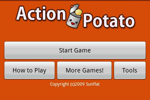 Action Potato - screenshot