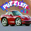 Puzzler kids minicars logo