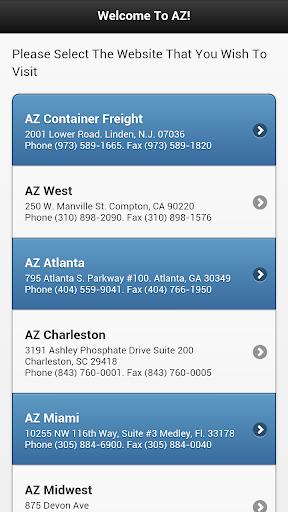 AZ Inc Avaibility Tracking
