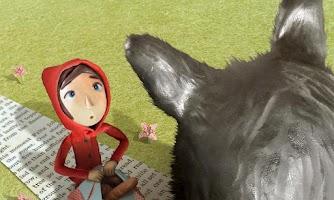 Screenshot of Little Red Riding Hood