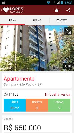 生活必備APP下載 Lopes Condessa Imóveis 好玩app不花錢 綠色工廠好玩App
