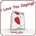 I Love You Sayings icon
