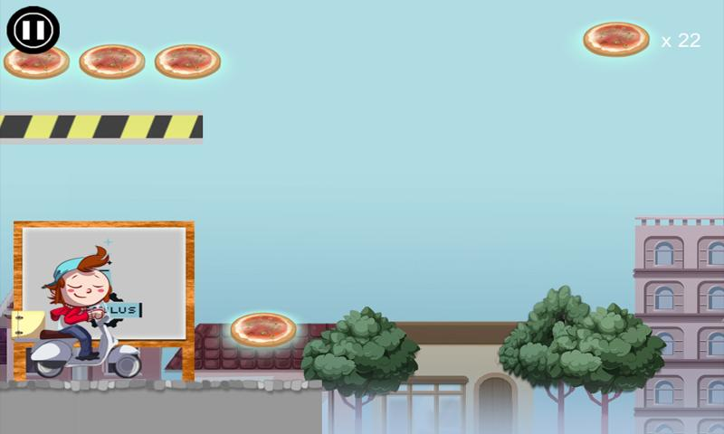 Regulus Pizza!- screenshot
