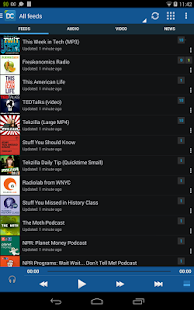 DoggCatcher Podcast Player Screenshot 34