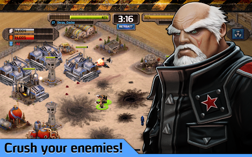 Enemy Lines-Real-Time Strategy- screenshot thumbnail