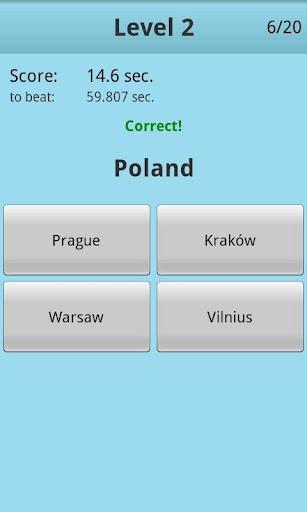 【免費教育App】Countries Capitals Quiz PRO-APP點子